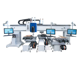 MASTER.PRO 5 AXIS CNC CENTER