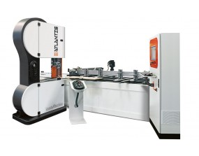 ATLANTIS CNC VERTICAL BAND RESAW